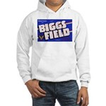 Biggs Field Texas (Front) Hooded Sweatshirt