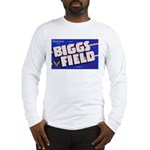 Biggs Field Texas (Front) Long Sleeve T-Shirt