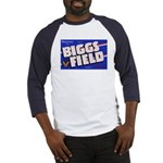 Biggs Field Texas (Front) Baseball Jersey