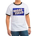 Biggs Field Texas Ringer T