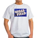 Biggs Field Texas Ash Grey T-Shirt