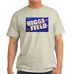 Biggs Field Texas (Front) Ash Grey T-Shirt