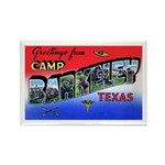 Camp Barkeley Texas Rectangle Magnet