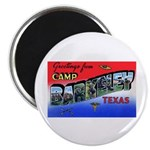 Camp Barkeley Texas Magnet