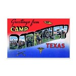 Camp Barkeley Texas Mini Poster Print