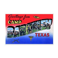 Camp Barkeley Texas Posters