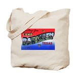 Camp Barkeley Texas Tote Bag