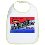 Camp Barkeley Texas Bib