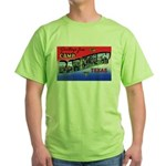 Camp Barkeley Texas Green T-Shirt
