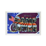 Camp Howze Texas Rectangle Magnet (10 pack)