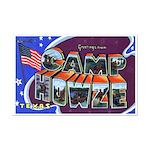 Camp Howze Texas Mini Poster Print