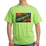 Camp Wolters Texas Green T-Shirt