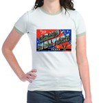Camp Wolters Texas Jr. Ringer T-Shirt