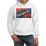 Camp Wolters Texas (Front) Hooded Sweatshirt