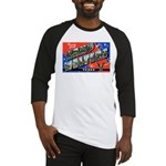 Camp Wolters Texas Baseball Jersey