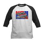 Camp Maxey Texas Kids Baseball Jersey