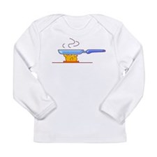 Chef Long Sleeve Infant T-Shirt
