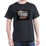 Toynbee Tile Black T-Shirt