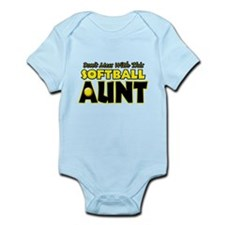 Dont Mess With This Softball Aunt.png Infant Bodys
