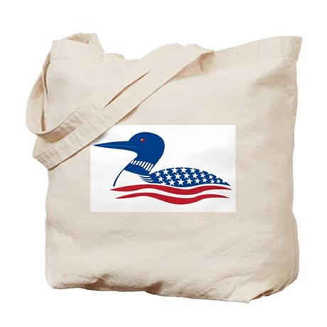 Proud Loon: Tote Bag