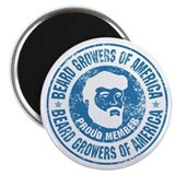 Beard Grower Magnet