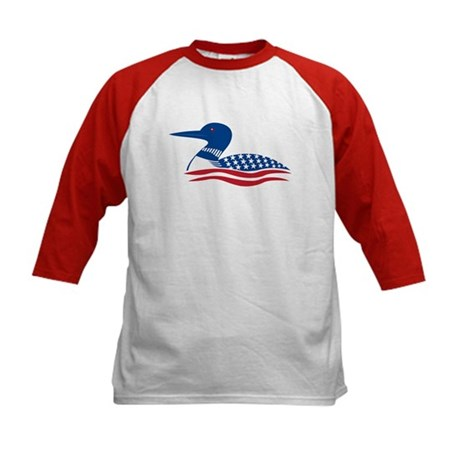Proud Loon: Kids Baseball Jersey