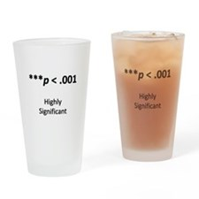 Highly Significant Drinking Glass