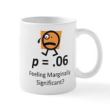 Feeling Marginally Significant? Mug