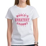 Worlds Greatest Grammy Tee