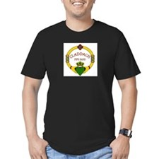 Claddagh Pipe Band Logo T