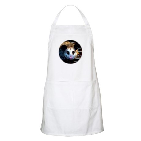 The Opossum BBQ Apron