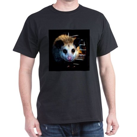 The Opossum Black T-Shirt