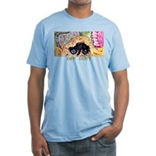 Off Duty Scottish Terrier Shirt