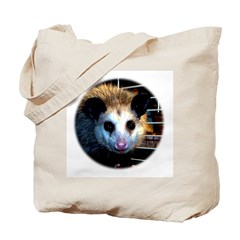 The Opossum Tote Bag