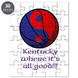 Kentucky Basketball Puzzle