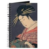 Utamaro - Courtesan Journal