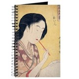 Utamaro - Hanaogi Journal