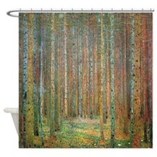 Fine Art Shower Curtains | Fine Art Fabric Shower Curtain Liner