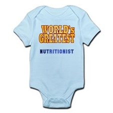 World's Greatest Nutritionist Infant Bodysuit