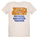 World's Greatest Physical Education Teacher Organi