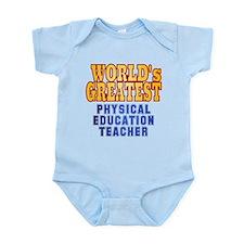 World's Greatest Physical Education Teacher Infant