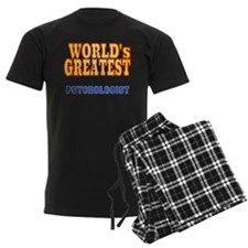 World's Greatest Psychologist Pajamas