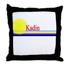 Kadin Throw Pillow