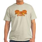 Halloween Pumpkin Kevin Light T-Shirt