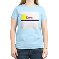 Kaelyn Women's Pink T-Shirt