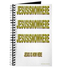 JESUSISNOWHERE Journal