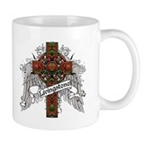 Livingstone Tartan Cross Mug