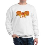 Halloween Pumpkin Lee Sweatshirt