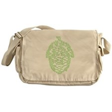 Hops of The World Messenger Bag