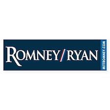 Romney - Ryan '12 Bumper Sticker
